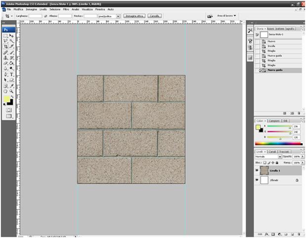 Eliminare l effetto tile dalle texturegrafica d d u corsi di