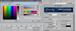 3d studio max vray materiale vetro 02