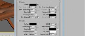 3d studio max vray material pelle 03