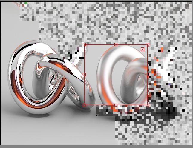 3d studio max vray materiale acciaio e acciaio satinato 06