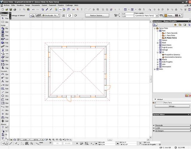 Layout con archicad 12