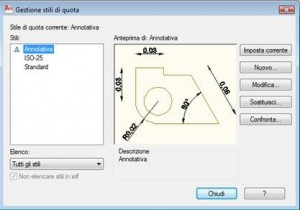 Tutorial Autocad 2010 : Le quote annotative
