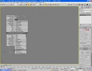 Creare un oggetto proxy con 3d studio max e vray 02