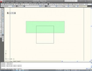 Selezioni poligonali con autocad
