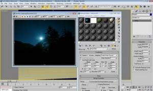 Tutorial render notturno vray e 3d studio max 02