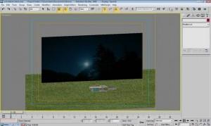 Tutorial render notturno vray e 3d studio max 03