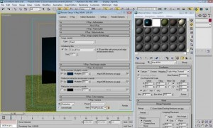 Tutorial render notturno vray e 3d studio max 04