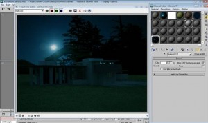 Tutorial render notturno vray e 3d studio max 15