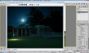 Tutorial render notturno vray e 3d studio max 19