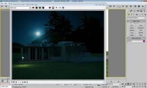 Tutorial render notturno vray e 3d studio max 20