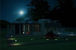 Tutorial render notturno vray e 3d studio max 27
