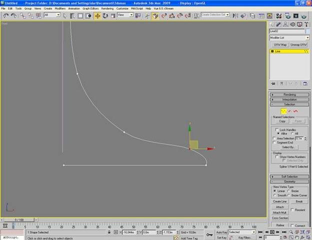 Modellare Un Tavolo Con 3d Studio Max