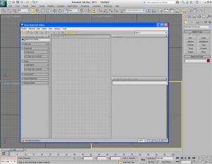 Caricare un file .mat di vray in 3d studio max 2011 01