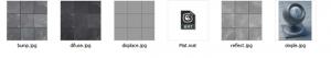Caricare un file .mat di vray in 3d studio max 2011 04