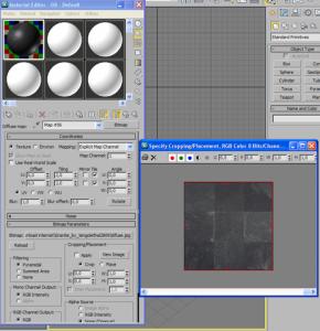 Caricare un file .mat di vray in 3d studio max 2011 10