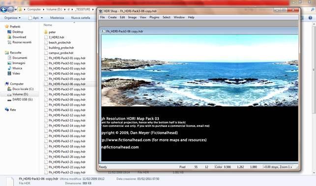 Visualizzatore immagini hdri free