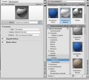 Tutorial autocad 2012 : materiali, luci, render p.2
