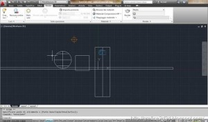 Tutorial autocad 2012 : materiali, luci, render