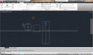 Tutorial autocad 2012 : materiali, luci, render
