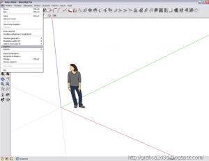 Tutorial : Importare correttamente un file autocad 3d in sketchup