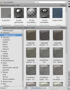 Tutorial autocad 2012 : materiali , luci , render p.1.3