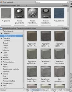 Tutorial autocad 2012 : materiali , luci , render p.1.3