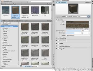 Tutorial autocad 2012 : materiali , luci , render p.1.4