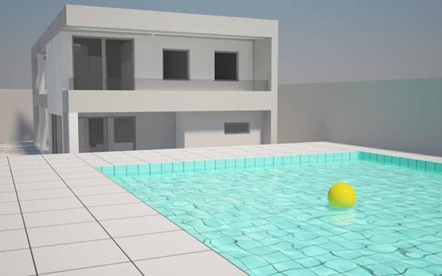 Vray colore acqua piscinagrafica2d3d u2013 corsi di grafica per l