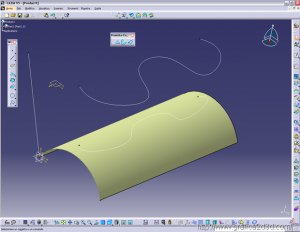 Tutorial surface catia 05