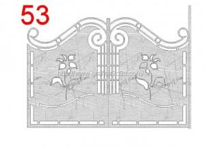 Disegni cancelli in dwg : catalogo 3.8