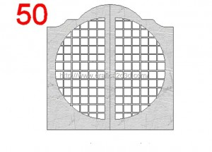 Disegni cancelli in dwg : catalogo 3.10