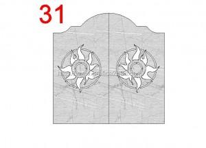 Disegni cancelli in dwg : catalogo 2.10