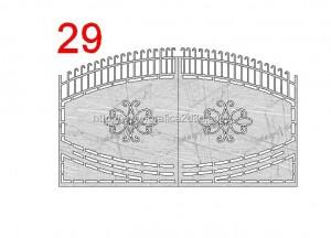 Disegni cancelli in dwg : catalogo 2.12