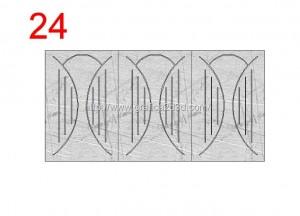 Disegni cancelli in dwg : catalogo 2.17