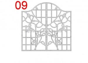 Disegni cancelli in dwg : catalogo 1.13