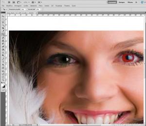 Video's van Correggere gli occhi rossi con photoshop cs5