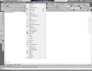 Autocad convertire una vista 3d in 2d con un file DXB