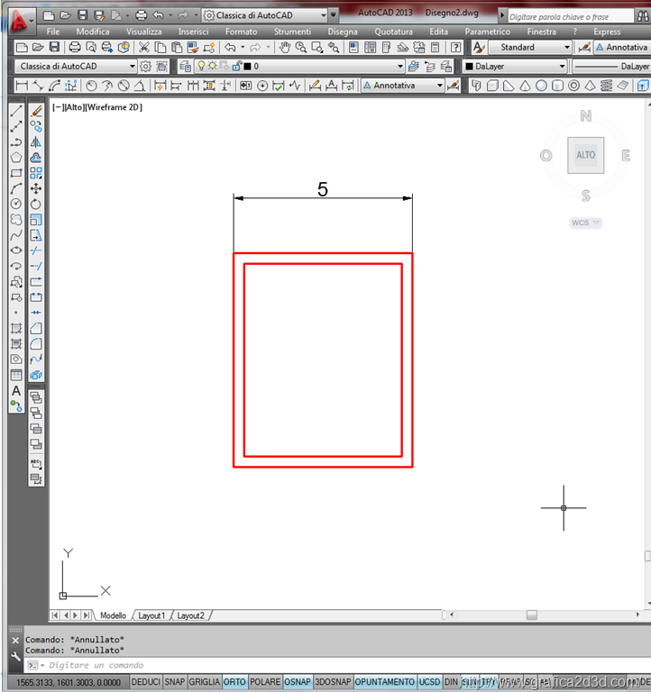 Le quote annotative in autocad