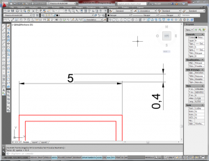 quote annotative in autocad 2