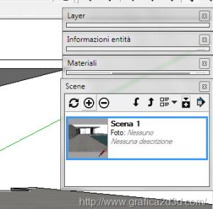 Vray per sketchup : impostazioni base per un esterno 03
