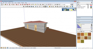 Archicad 17 importare modello in sketchup 3
