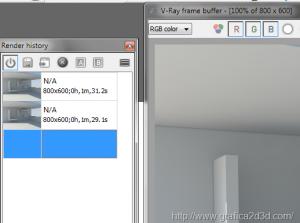 Interno render test sketchup 2013 + vray 2.5