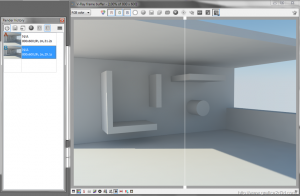 Interno render test sketchup 2013 + vray 2.6