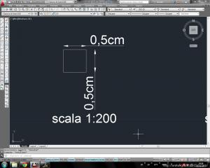 fattori di scala in architettura con autocad 2