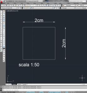fattori di scala in architettura con autocad 6