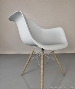 Interior render vray sketchup Eames chair vitra 01