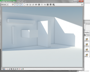 Vray in sketchup impostare l'ambient occlusion 05