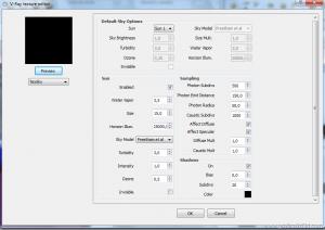 V-ray sketchup  tutorial interior 09