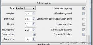 V-ray sketchup  tutorial interior 12