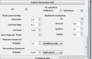 V-ray sketchup  tutorial interior 13